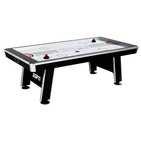 "ESPN 90"" Silver Streak Air Powered Hockey Table - Black - image 1 of 4"