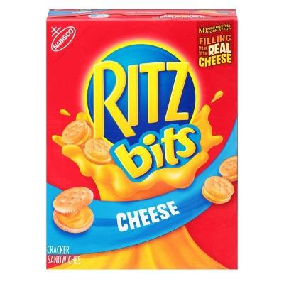 Ritz Bits Cracker Sandwiches with Cheese - 8.8oz