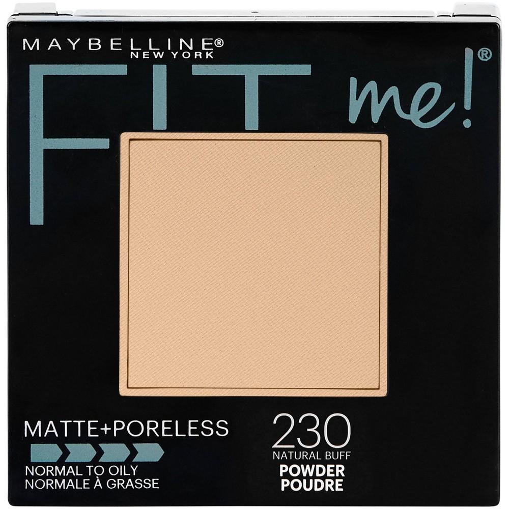 Maybelline Fit Me Matte + Poreless Powder - 230 Natural Buff - 0.29oz