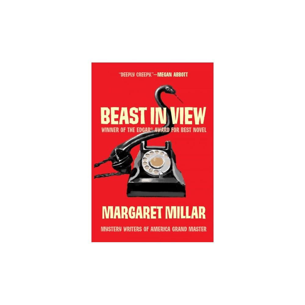 Beast in View - by Margaret Millar (Paperback)