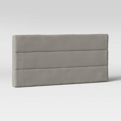 Twin Headboard Gray - Room Essentials™
