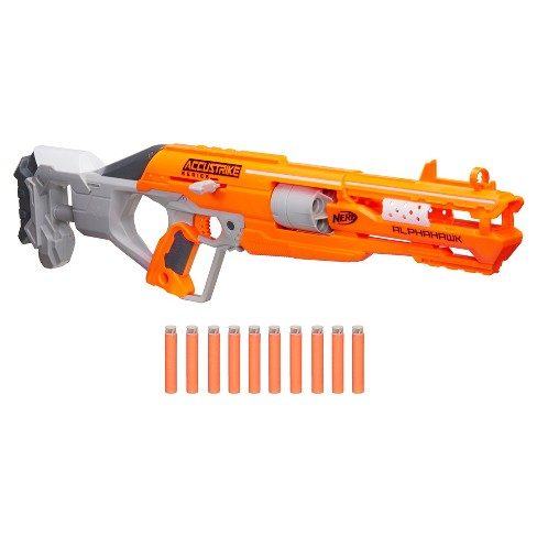 NERF N-Strike Elite Accustrike Series Alphahawk Blaster - image 1 of 8