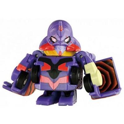 QTC-07 Evangelion Unit 01 Pseudo-Evolved   Transformers Q-Series Action figures
