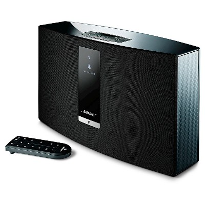 Bose® SoundTouch 20 Series III wireless music system - Black (738063-1100)