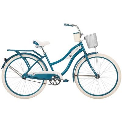 "Huffy Women's Deluxe 26"" Cruiser Bike - Emerald"