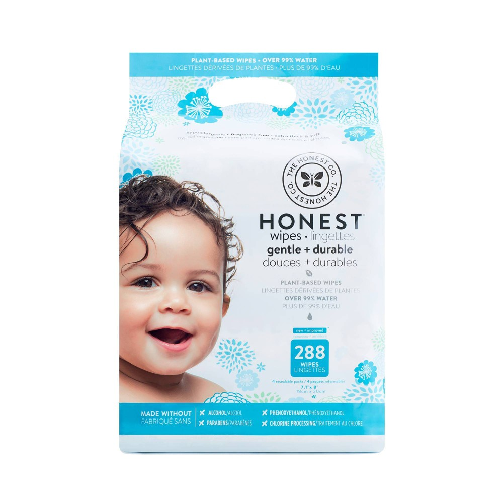The Honest Company Baby Wipes - 288ct