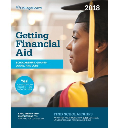 Getting Financial Aid 2018 (Paperback) - image 1 of 1
