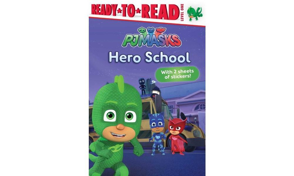 Hero School (Paperback), Books