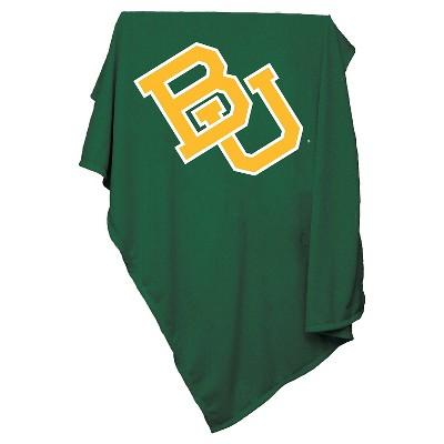 NCAA Baylor Bears Sweatshirt Throw Blanket