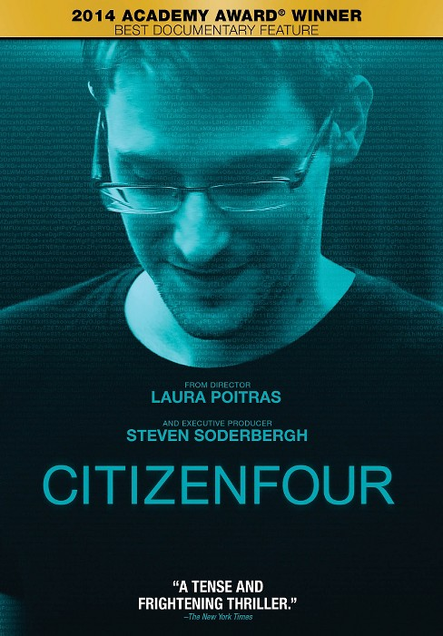 Citizenfour (DVD) - image 1 of 1