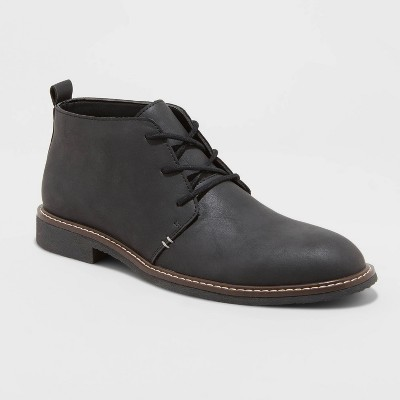Men's Granger Chukka Boots - Goodfellow & Co™ Black