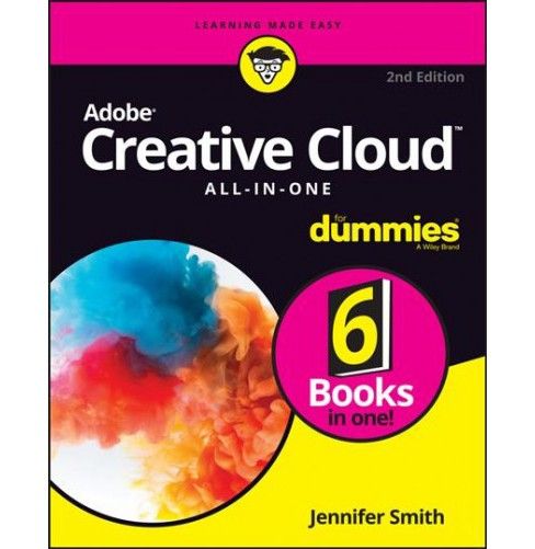 Adobe Creative Cloud All-in-One for Dummies -  by Jennifer Smith & Christopher Smith (Paperback) - image 1 of 1