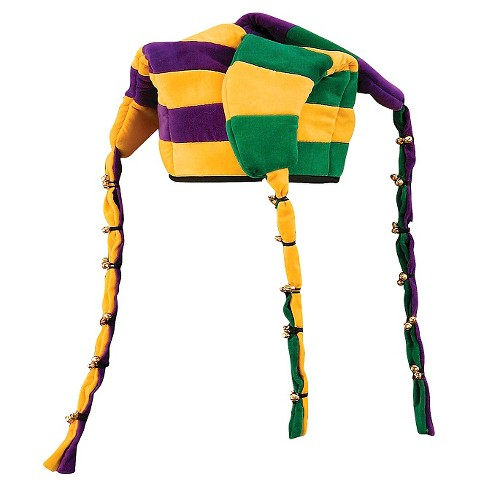 Jester Bell Adult Hat - image 1 of 1