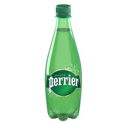 Perrier Sparkling Water - 16.9 fl oz Bottle