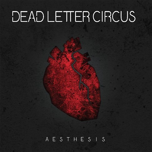 Dead letter circus - Aesthesis (CD) - image 1 of 1