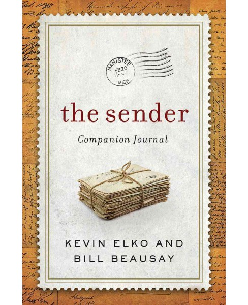 Sender Companion Journal (Hardcover) (Kevin Elko & Bill Beausay) - image 1 of 1