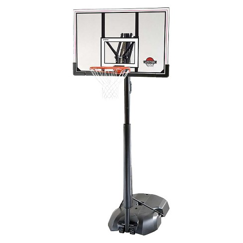 "Lifetime Front Court 50"" Portable Basketball Hoop - image 1 of 5"