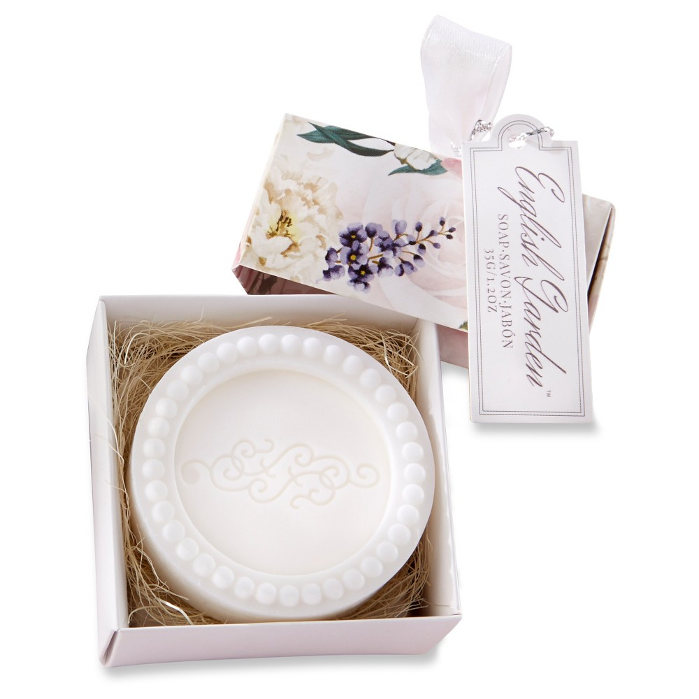 Image of 12ct English Garden Soap In Floral Box