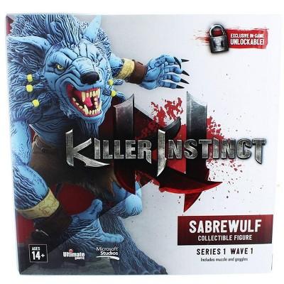 "Ultimate Source Killer Instinct Series 1 6"" Collectible Figure: Sabrewulf"