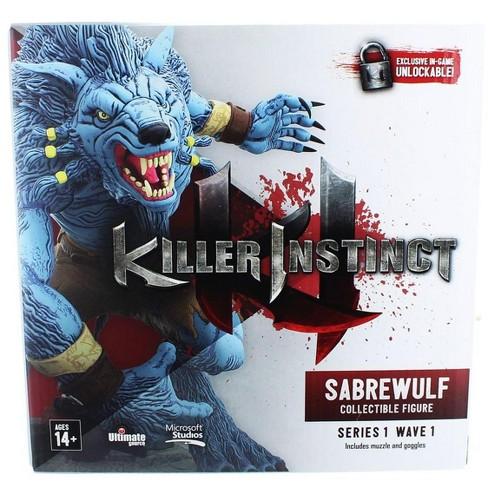"Killer Instinct Series 1 6/"" Collectible Figure Fulgore"