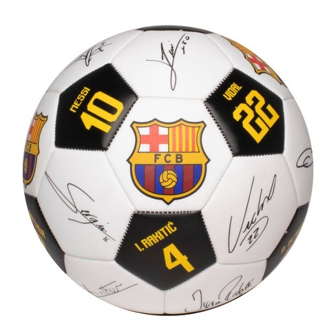 FIFA FC Barcelona Signatures Size 5 Soccer Ball - image 1 of 3