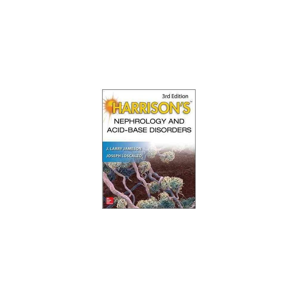 Harrison's Nephrology and Acid-Base Disorders (Paperback) (J. Larry Jameson)