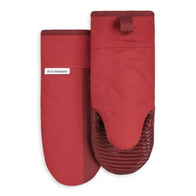 KitchenAid 2pk Cotton Beacon Oven Mitts