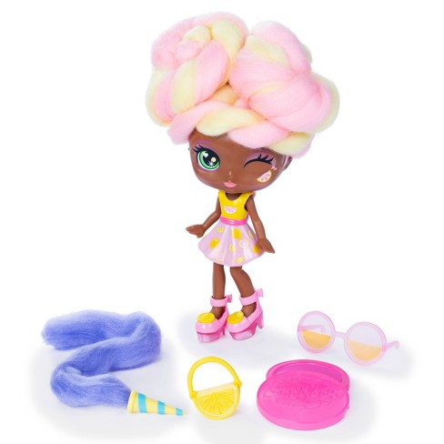 Candylocks Deluxe Doll - Lacey Lemonade - image 1 of 4