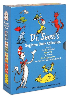 Dr. Seuss's Beginner Book Collection Boxed Set by Dr. Seuss (Hardcover)