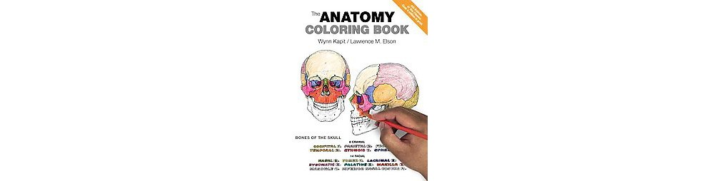 Pearson Education Anatomy Coloring Book (Workbook) (Paper...