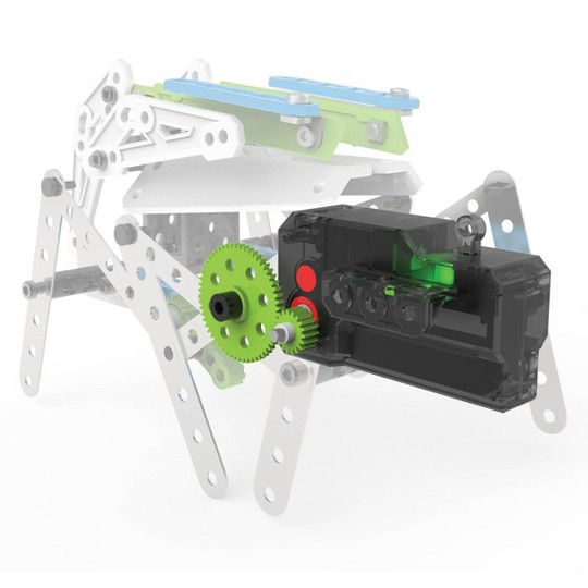 Meccano Set 5 - Motorized Movers image number null