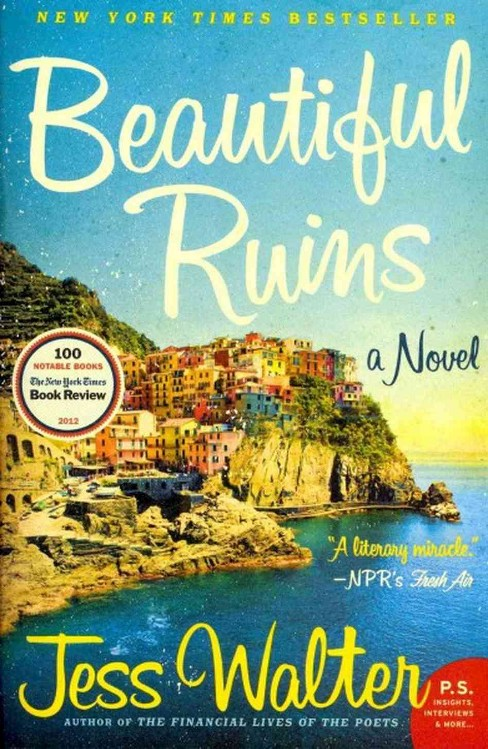 The Beautiful Ruins (Reprint) (Paperback) by Jess Walter - image 1 of 1