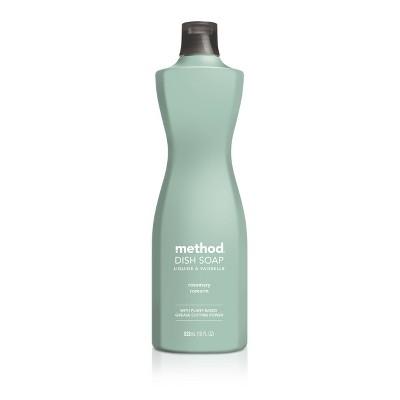 Method Liquid Dish Soap Rosemary - 18oz
