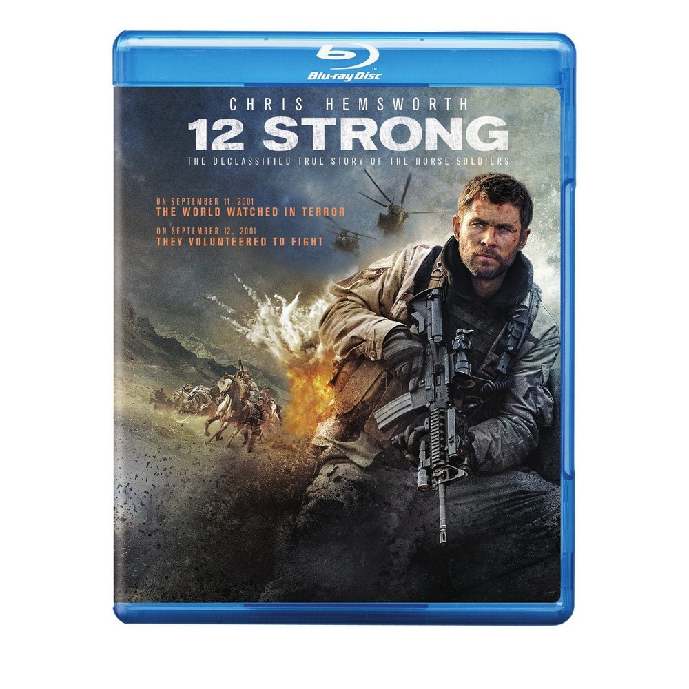 12 Strong Blu Ray