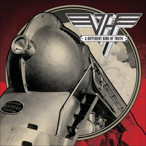 Van Halen - A Different Kind of Truth (CD) - image 1 of 2
