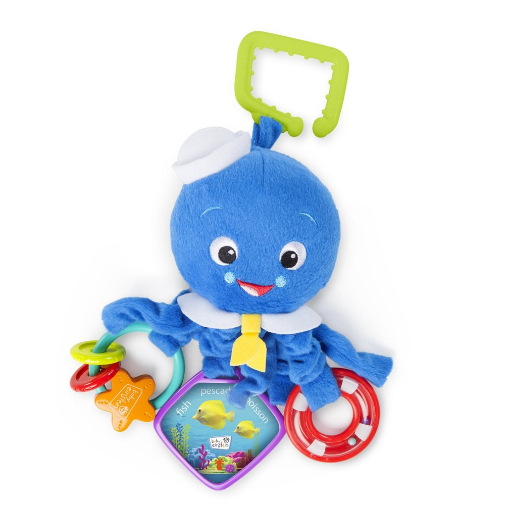 Image of Baby Einstein Activity Arms Octopus/Multicolored