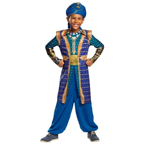 Genie Classic Costume
