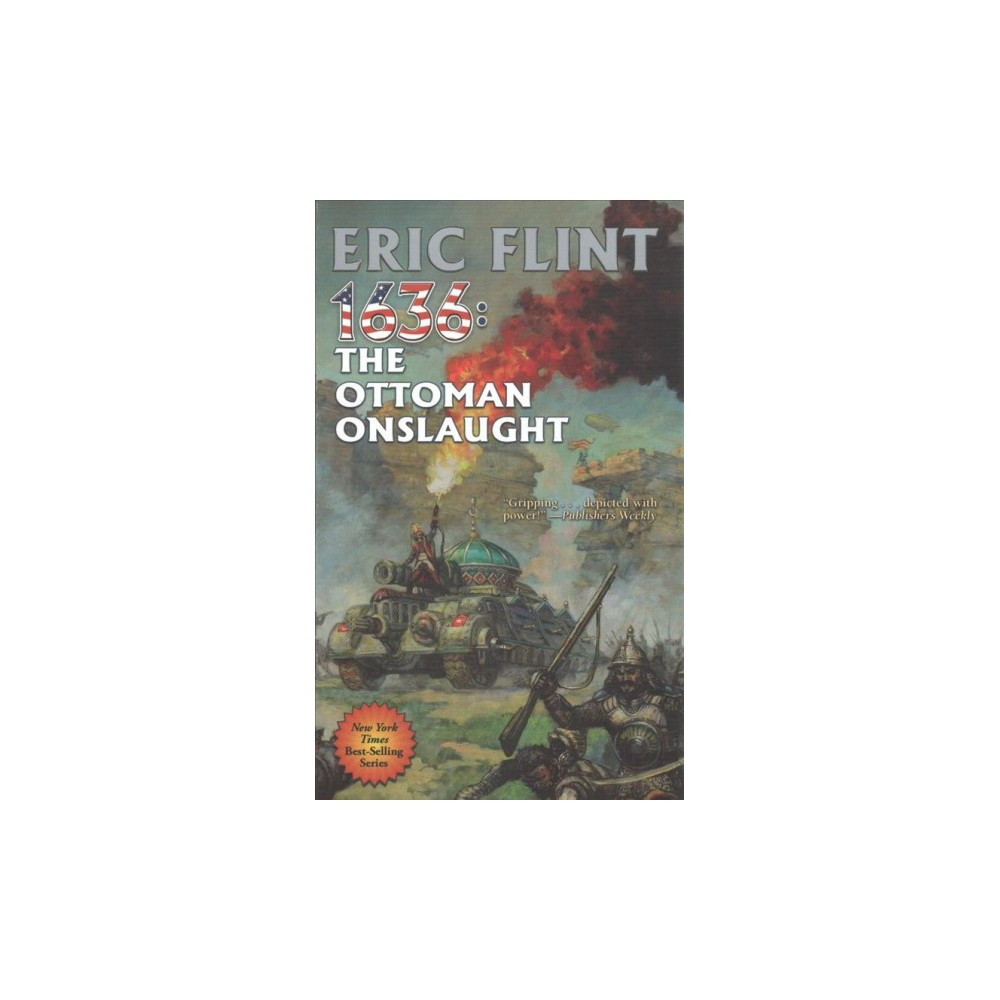 1636 : The Ottoman Onslaught (Reprint) (Paperback) (Eric Flint)