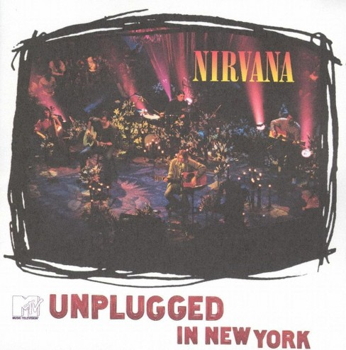 Nirvana - MTV Unplugged in New York (CD) - image 1 of 4