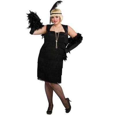 Rubies Adult 1920s Flapper Costume