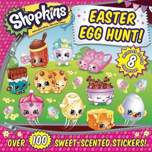 Shopkins Easter Egg Hunt! - (Mixed media product)