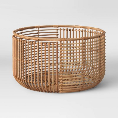 Rattan Basket Natural - Opalhouse™