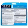 Monistat 1-Day Yeast Infection Treatment, Day or Night Ovule Insert, Itch Cream, Combination Pack - image 2 of 4