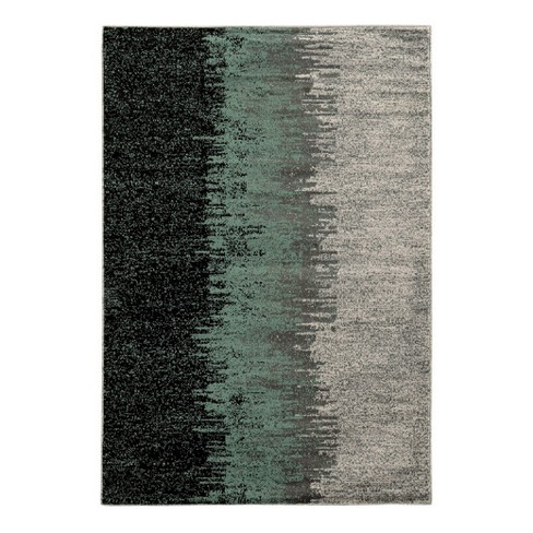 Woodbury Lava Loomed Rug - Linon - image 1 of 1