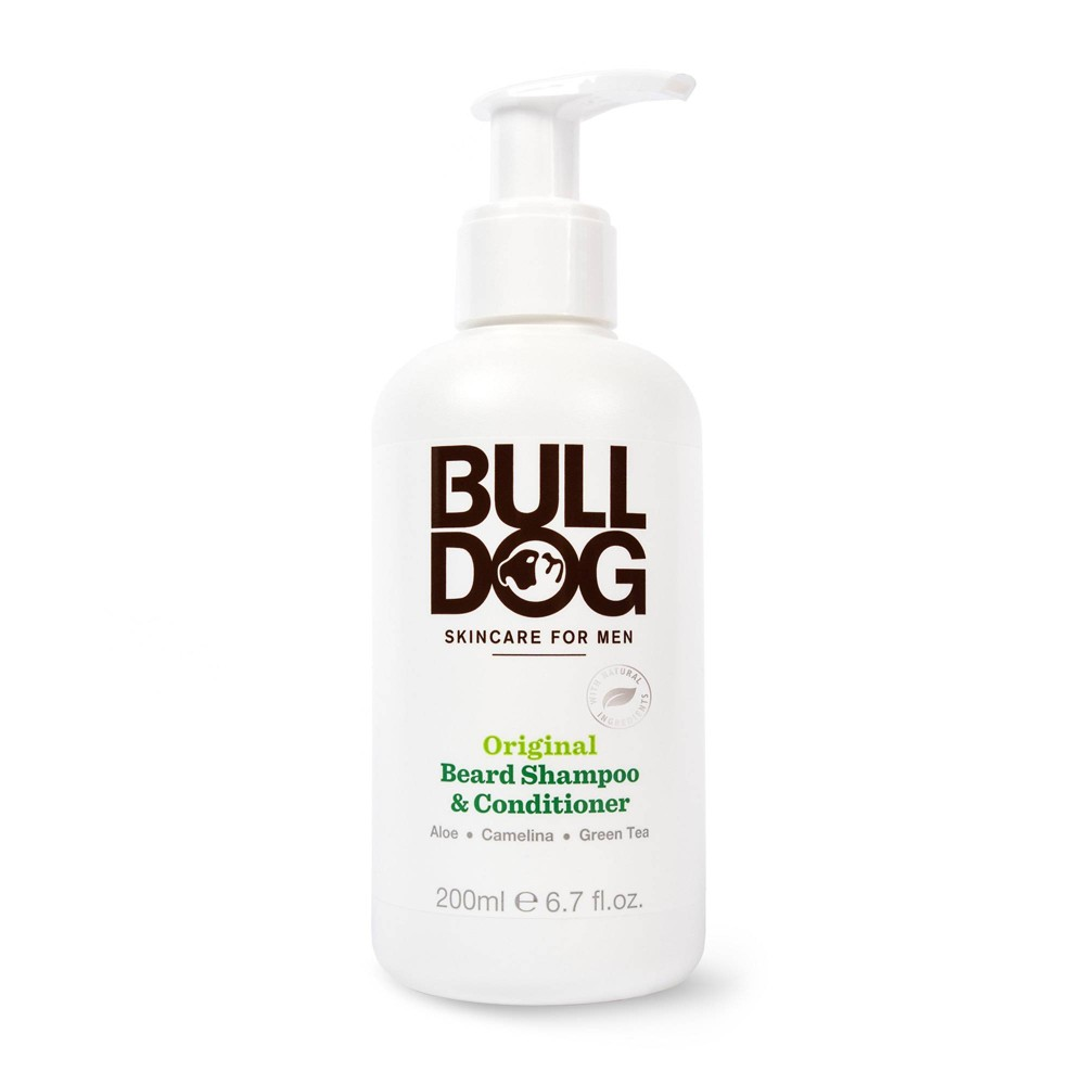 Image of Bulldog Original Beard Shampoo & Conditioner - 6.7 fl oz