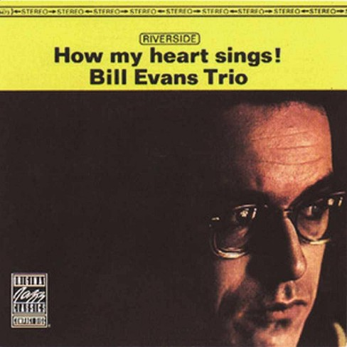 Bill Trio Evans - How My Heart Sings! (Vinyl) - image 1 of 1