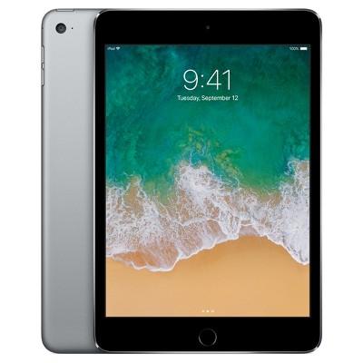 Apple® iPad mini 4 128GB Wi-Fi Only (2015 model, MK9N2LL/A)- Space Gray