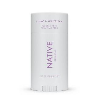 Native Lilac & White Tea Deodorant For Women - 2.65oz : Target