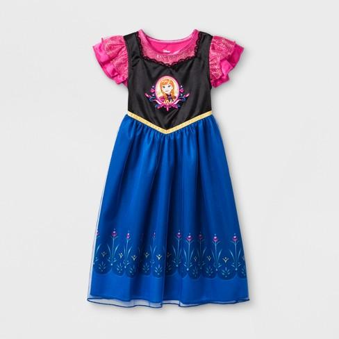 41c7014dcb Toddler Girls  Frozen Nightgown - Pink 4T   Target