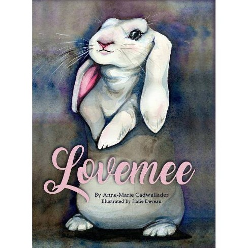 Lovemee - by  Anne-Marie Cadwallder (Hardcover) - image 1 of 1